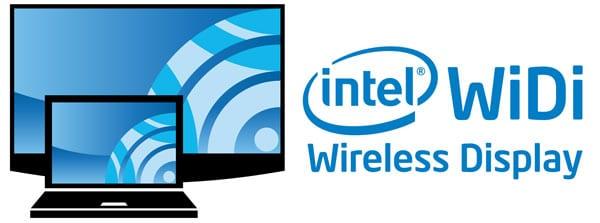 تصویر وایرلس Intel WiDi