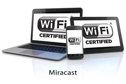 وایرلس HDMI میراکست Miracast