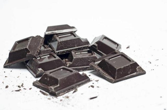 شکلات غذای کاهش استرس