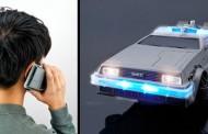 گارد آیفون عجیب شکل ماشین DeLorean