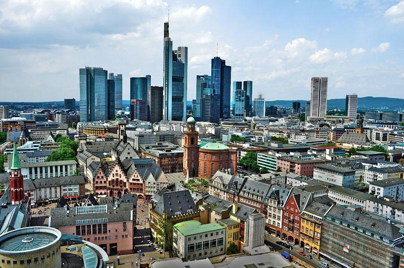 فرانکفورت آلمان