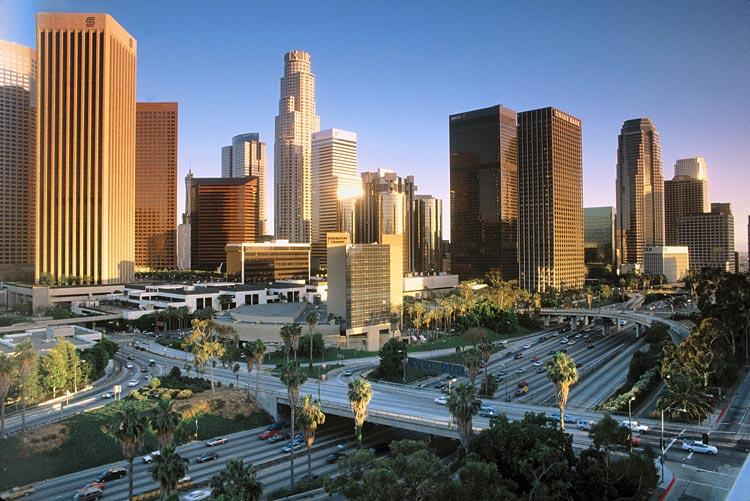 لس آنجلس آمریکا