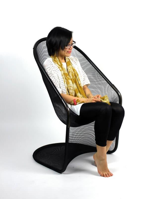 صندلی جالب مدرن
