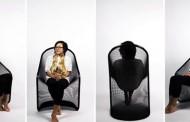 صندلی شبه ننویی دو چهره