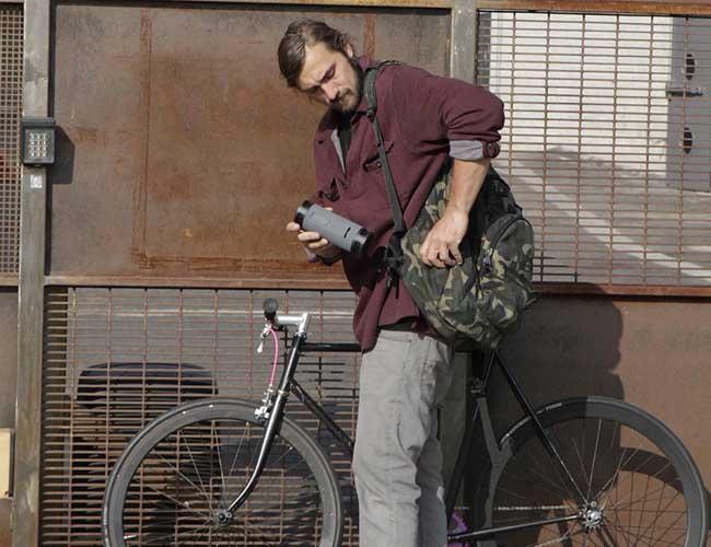 اسپیکر بیسیم ضد آب دوچرخه