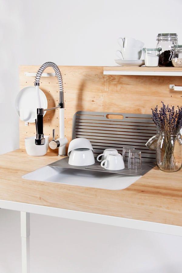 میز آشپزخانه و سینک