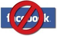 غیر فعال کردن اکانت فیس بوک
