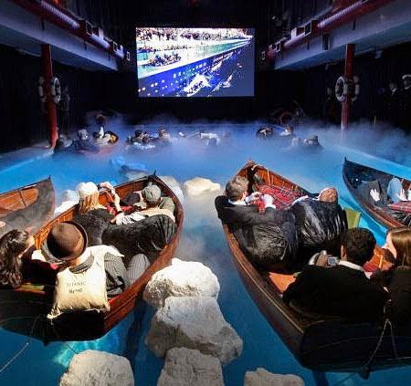 سینمای روی آب