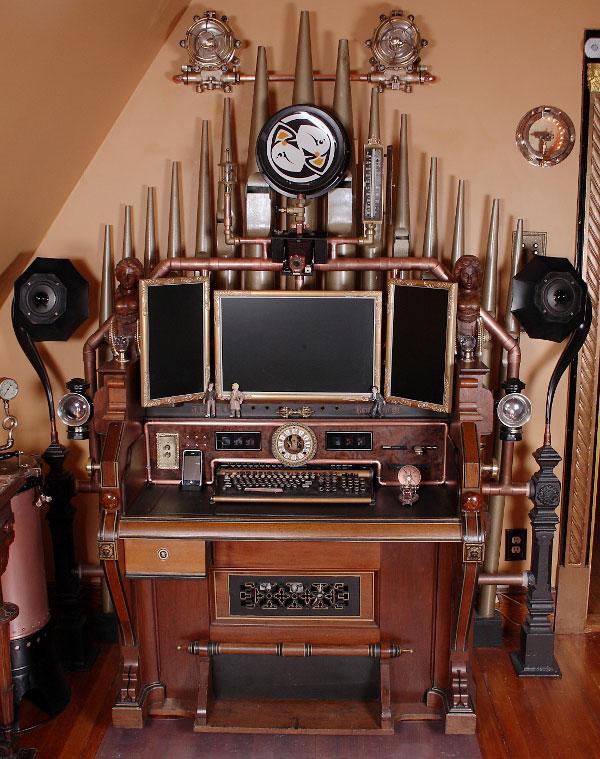میز کامپیوتر ویکتوریا