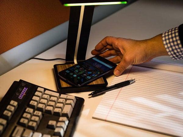 شارژر وایرلس گوشی موبایل