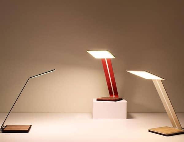 چراغ مطالعه باریک OLED