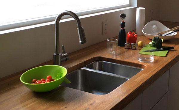 کاسه صافی دار آشپزخانه
