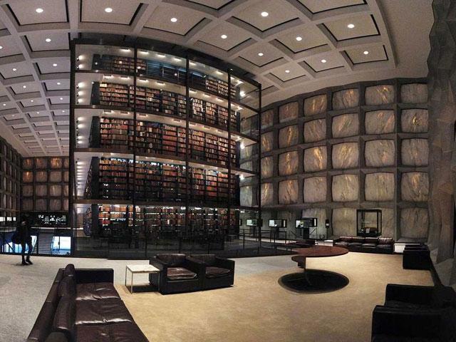 کتابخانه نسخ خطی کمیاب بینیک