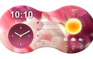ساعت پروژکتوری دیواری هوشمند جالب