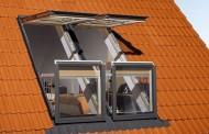 پنجره اتاق قابل تبدیل به بالکن