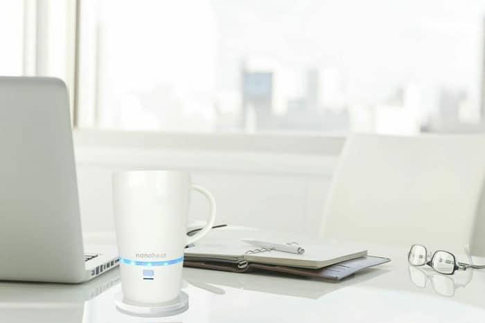 لیوان گرم کن چای و قهوه