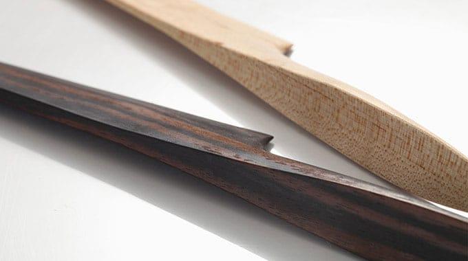 چاقو آشپزخانه جدید چوبی