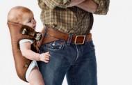 نگهدارنده کمری بچه برای پدرها