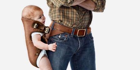 نگهدارنده کمری بچه