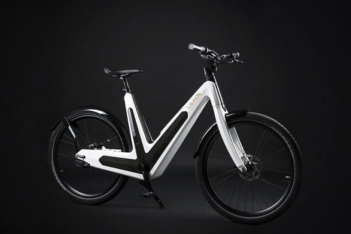 دوچرخه برقی LEAOS