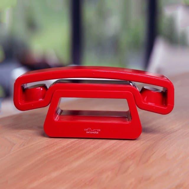 گوشی تلفن بی سیم قدیمی