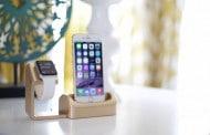 داک شارژر دوکاره برای آیفون و اپل واچ Duet