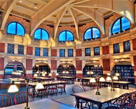 کتابخانه فیشر آمریکا