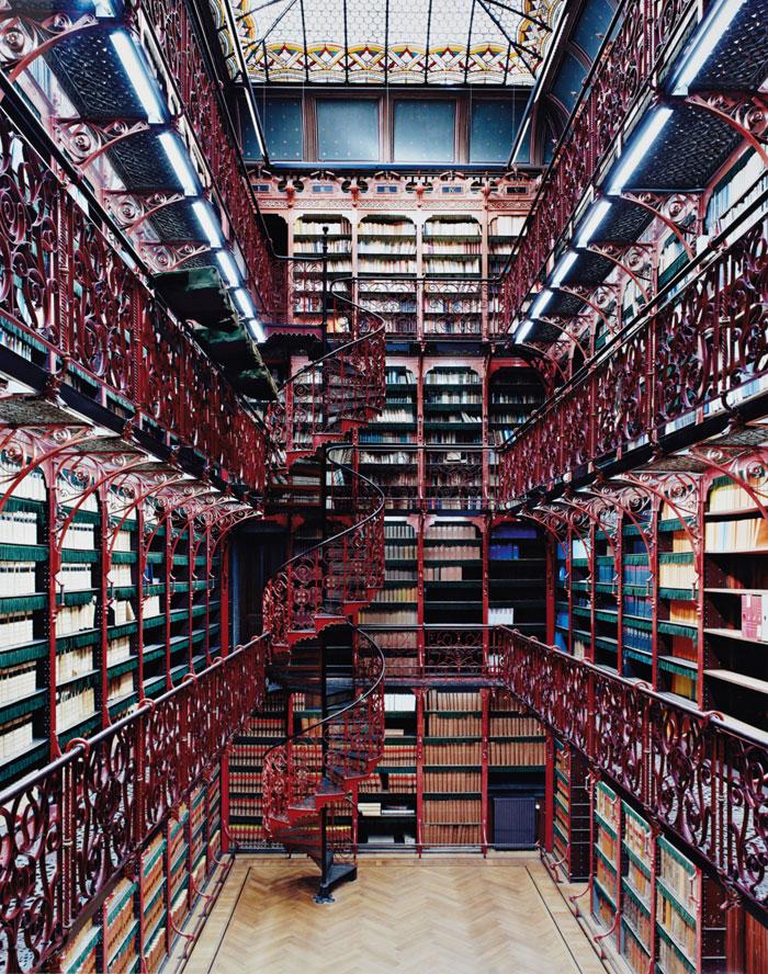 کتابخانه اتاق عملیات هلند