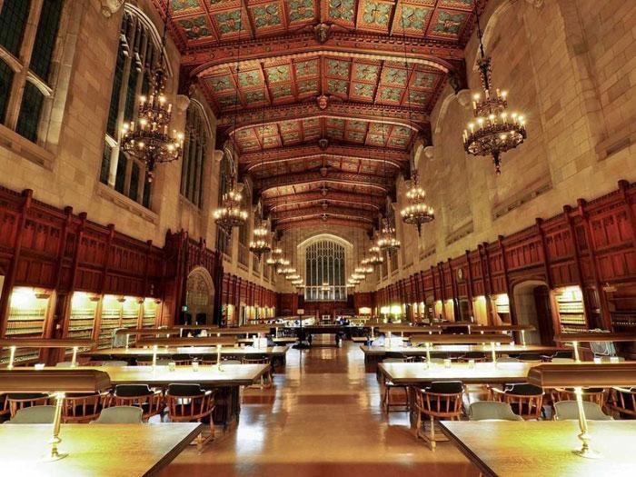 کتابخانه دانشگاه میشیگان آمریکا