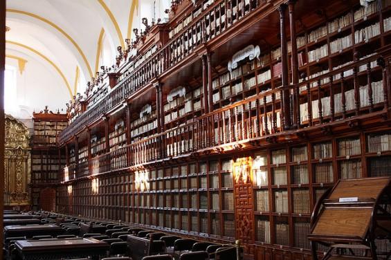 کتابخانه پالافوکسیانا مکزیک
