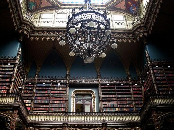کتابخانه سلطنتی پرتغالی برزیل