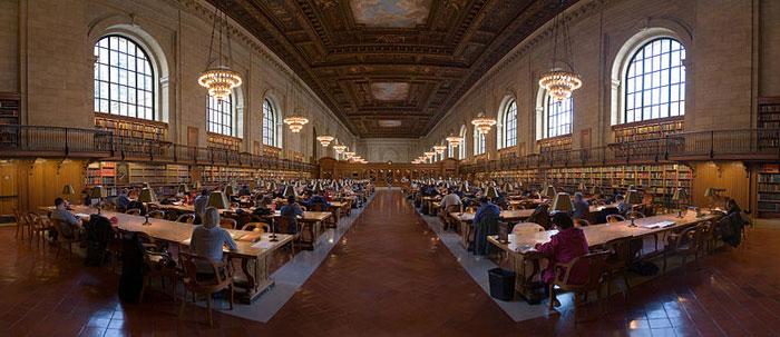 کتابخانه استفان شوارتزمن آمریکا