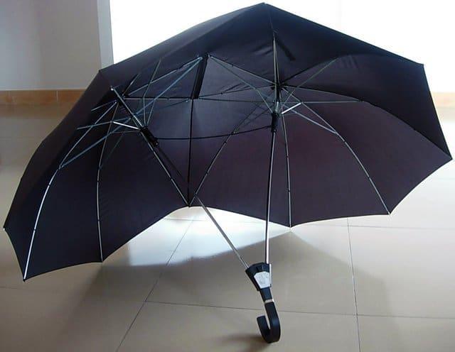 چتر دو نفره