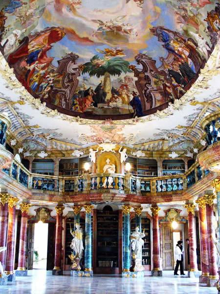 کتابخانه ویبلینگن آلمان