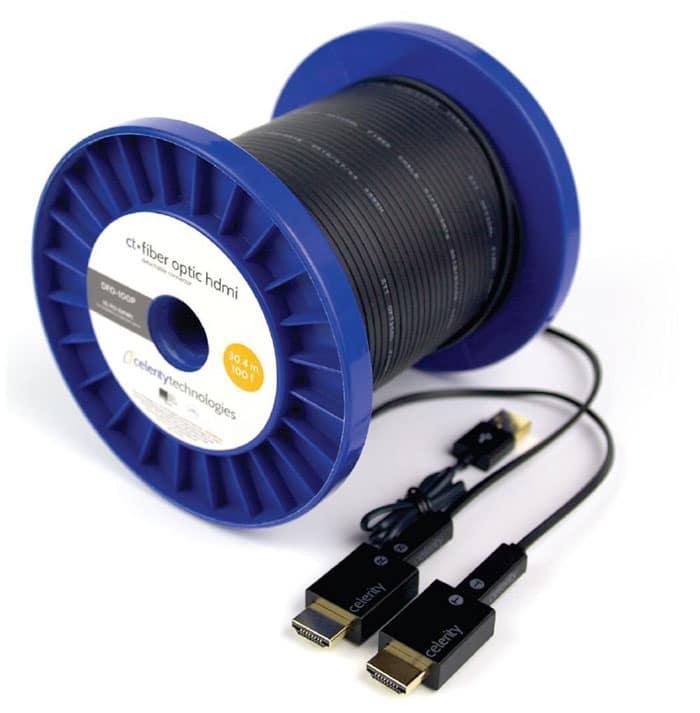 کابل HDMI فیبر اپتیک نوری