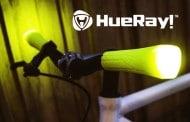 چراغ دسته دوچرخه HueRay
