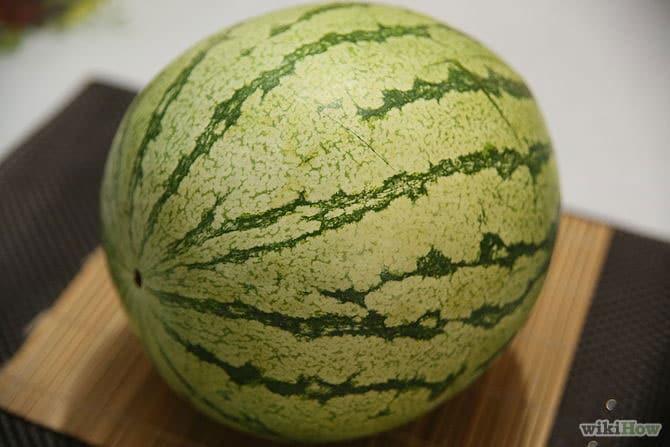 تشخیص هندوانه خوب