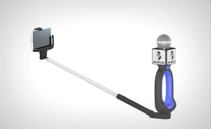 مونوپاد میکروفون دار