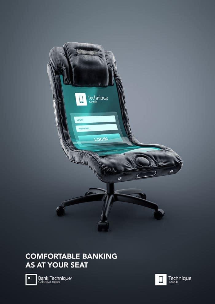 تبلیغ موبایل بانک