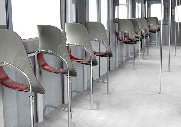 صندلی مترو جدید