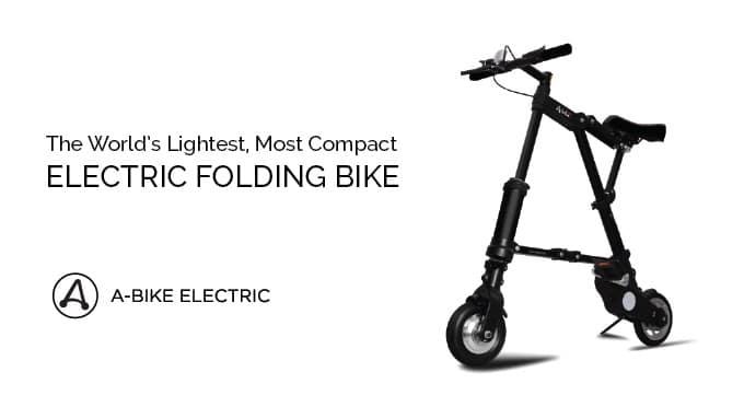 دوچرخه برقی A Bike