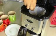 چگونه قهوه ساز را تمیز کنیم