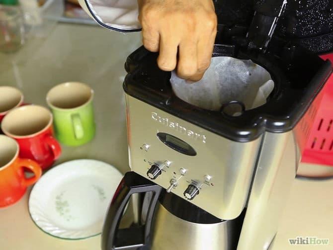 فیلتر قهوه ساز