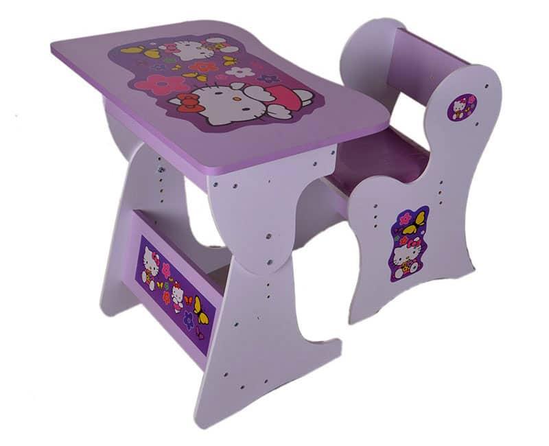 میز تحریر کودک کیتی