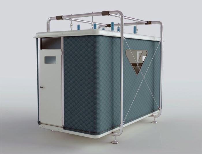پناهگاه قابل حمل