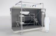 پناهگاه پرتابل و قابل حمل Tentative