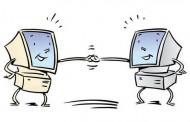 چگونه دو کامپیوتر را به هم با کابل USB وصل کنیم