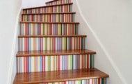 10 طرح راه پله رنگارنگ و شاد