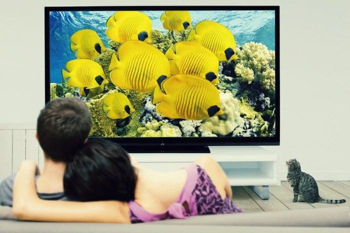 سایز تلویزیون مناسب