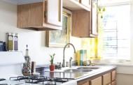 3 راه آسان داشتن فضای بیشتر در آشپزخانه کوچک